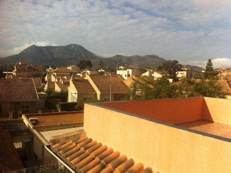 Vistas al monte de Cartagena Chalet
