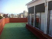 Terraza privada del ático Atico